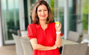 Female-founded company is set to launch the world's first vegan hard-boiled egg